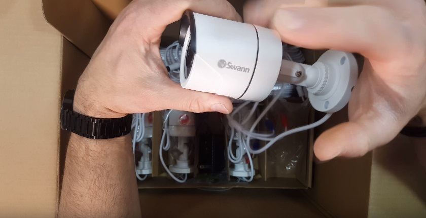 Видеонаблюдение на автомойке в Уфе