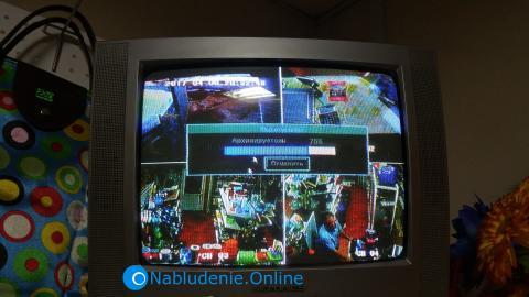 Экспорт видео с регистратора видеонаблюдения на флешку