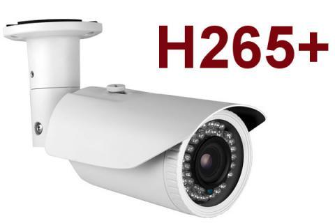 H265+ Видеонаблюдение. Алгоритм компании HikVision.