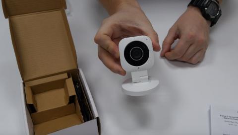 Видеонаблюдение для частного дома в Уфе